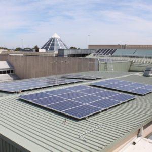 10kw Solar Array Garden City 2015